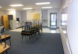 My Blank Classroom Canvas!