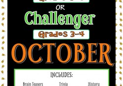 Teaching Text Structure and (finally!) October Early Finisher Packets!