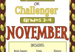 "November ""Early Finisher"", and FB and Twitter in the classroom?"